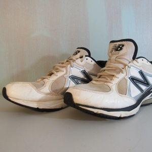 Men's sz 13 New Balance 1000 White Sneaker